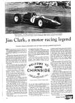 Great Grand Prix driver, Jim Clark